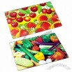 Fashionable Design Tempered Glass Cutting Board