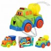 Fun Freewheel Plastic Enginering Car Toy