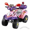 Ride-on Car with 6V/4.5Ah Battery, Music Function, 3kph Speed and 6V Motor Working Voltage