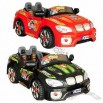 Ride-on car, available with remote control, light, music and MP3 interface