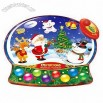 Babies' Christmas Musical Mat Toy