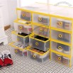 Clear Shoes Storage Box