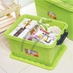 Thicken and Drop Plastic Clothes Storage Box