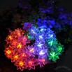Lotus 3M 30 led string lights Multi-color for Wedding, Christmas, Parties