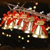 Small Bells Hanging for Christmas Decorations