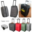 Canvas Fabric Luggage Protective Cover