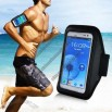Running Sports Gym Armband Case w/Key Pouch For Samsung Galaxy Note 4 Note 3
