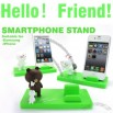 Cartoon Smart Phone Stand