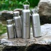 Stainless Steel Water Bottle Series for Outdoor Sports