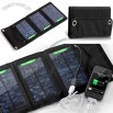 Folding 5W Solar Power Charger