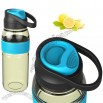 BPA Free Water Bottle With Push Lid