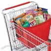 Grocery Cart Tote Bag