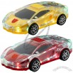 Colorful Lights Lamborghini Sports Car Radio Speakers