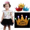 LED Light Crown Birthday Party Hat