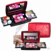Eyeshadow palette, makeover kit with runway color, brush and mirror included