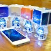 Crystal Little Robot Mobile Emergency Power Bank