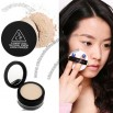 Double Layer Face Powder with Mirror and Puff