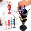 Tower Shaped Stationery Pen Holder