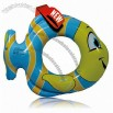 Plastic PVC Air Inflatable Fish Swim Rings