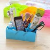 Six Spaces Desktop Plastic Storage Box