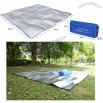 Double-Sided Aluminum Moisture-Proof Picnic Mat