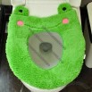 Cartoon Animal Toilet Seat Mat