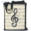 Joyful Noise, Music Tote Bag