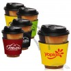 Imprinted PU Foam Coffee Insulators