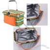 Picnic Basket Aluminum Foil Insulation