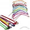 Colorful Lightning USB Cable, USB2.0 High-speed