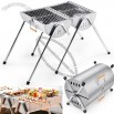 Charcoal Grill - Folding