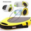 Solar Charger Power Bank For All Kinds Of Phone
