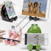 Ceramic Animal Piggy Bank Cell Phone Stand Holder