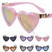 Love Heart Sunglasses for Woman