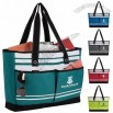 Two-Pocket Fashion Tote Bag