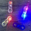 LED Light Glowing Hand Spinner