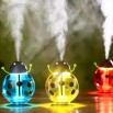 Cute Beetle Humidifier And LED Night Light