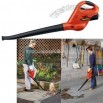 18-Volt Cordless Electric Broom Hard Surface Sweeper