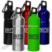 26 oz. Aluminum sports water bottle
