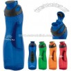 28 oz. water bottle with easy-grip shape
