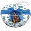 300g Ellipse Chocolate Box