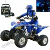 4 Channel RC Motorcycle with Lights