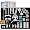 45 In 1 Sports Pack for Wii Compatible with Motion Plus Video Game Accessory