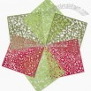 6 Pc. Christmas Lace Paper