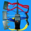 8 Level Remotecontrol Training Shock Collar with 3 Dogs