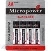 Alkaline Battery AA/LR6 With Blister Card
