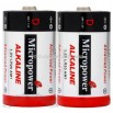 Alkaline Battery D/LR20
