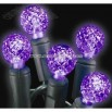 Amethyst Purple Raspberry LED Christmas Light