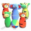 Animal bowling Baby Soft Toys
