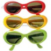 Assorted retro sunglasses